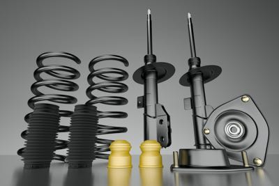 A collection high precision springs, part of Mid-West's OEM production capabilities.