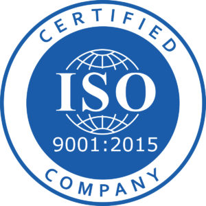 Mid-West Spring and Stamping is an ISO Certified business (9001:2015)