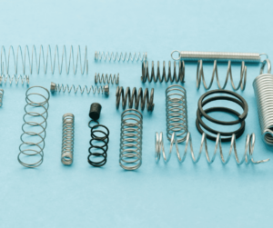 Choose the right spring material for your project.